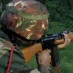 Militant killed in Srinagar encounter, operation continues