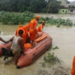 Over 42 NDRF, SDRF & PAC teams deployed for search and rescue operations in flood-affected areas of UP