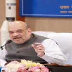 Amit Shah on a two day visit in NE to discuss border issues
