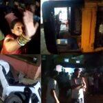 Tension and demolition in Parala on the suspicion of Gunigaredi