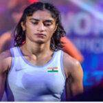 Tokyo 2020: Vinesh Phogat loses in quarters to Vanesa of Belarus