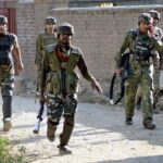 Encounter breaks out b/w militants and SF in Srinagar outskirts